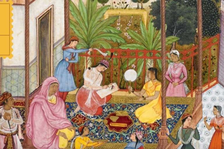 5 women artists of india