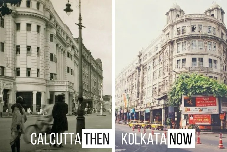 #OpenCall for Photographers:  Kolkata - Then & Now