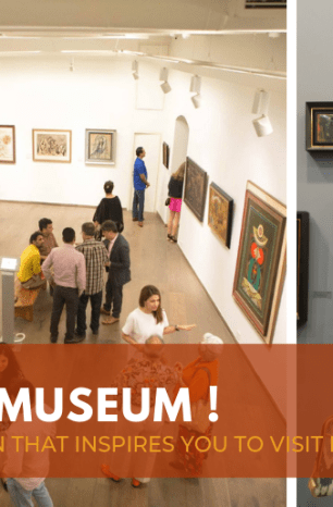 #ChaloMuseum : Visiting Museums in India