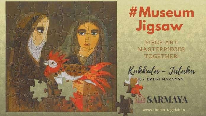 jigsaw art museum sarmaya jataka