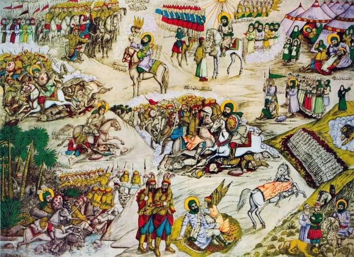 Battle of Karbala Muharram David Museum
