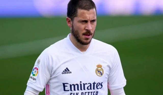 Hazard apologises to fans for joking with ex-Chelsea teammates after Madrid CL exit
