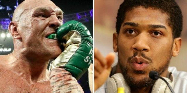 Fury can't sign Joshua contract except…- Promoter, Warren explains