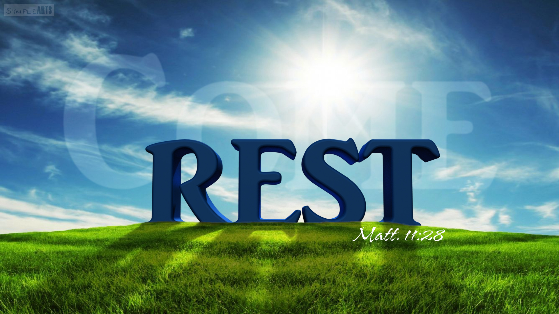 """Image result for the word """"Rest"""""""