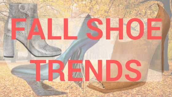 Fall Shoe Trends title