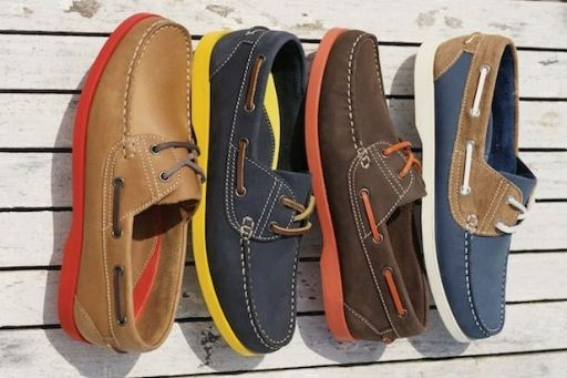 OUTFITS WITH BOAT SHOES