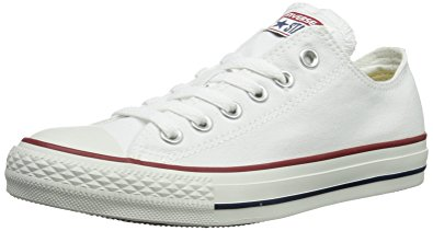 BEST WHITE SNEAKERS Converse Unisex Chuck Taylor All Star Low Top Sneakers