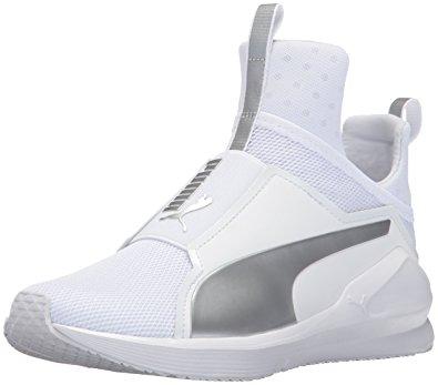 BEST WHITE SNEAKERS PUMA Women's Fierce Core Cross-Trainer Shoe