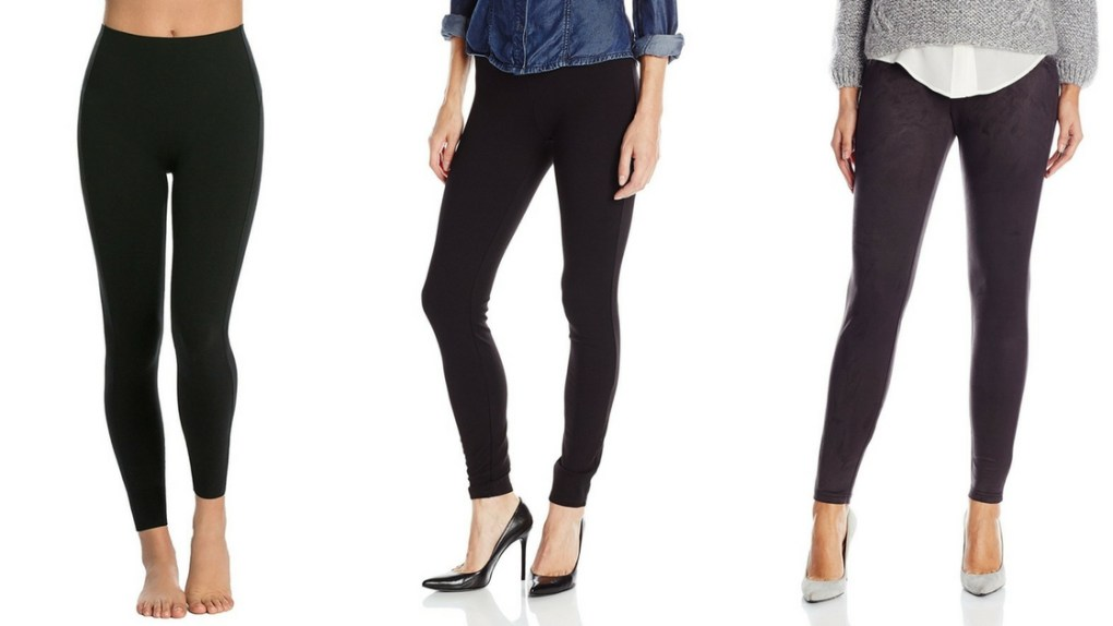 Best Black Leggings That Are Not See Through