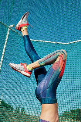 Athleisure Mistake # 5 You're not paying attention to what goes on your feet