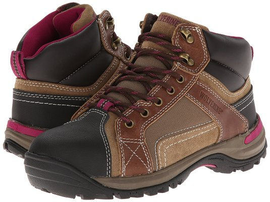Wolverine Women's Chisel Hiker Safety Toe Hiker