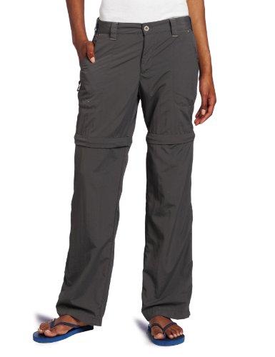 white sierra convertible hiking pants