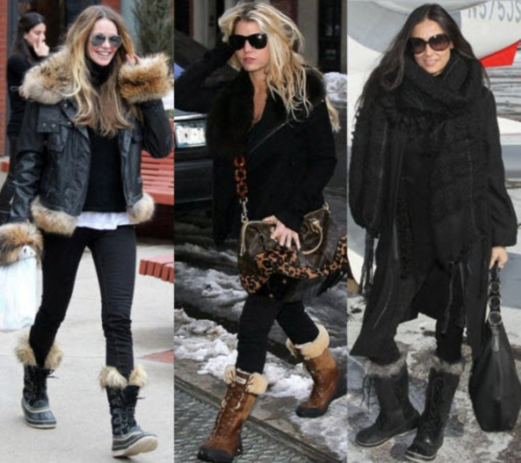 9bd38ebe43b3 Best Winter Boots for Women - HI FASHION