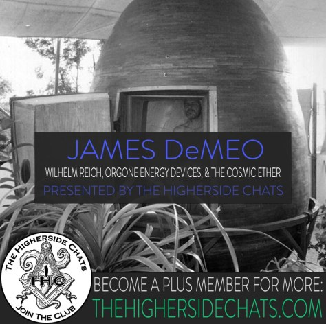 James DeMeo, PhD