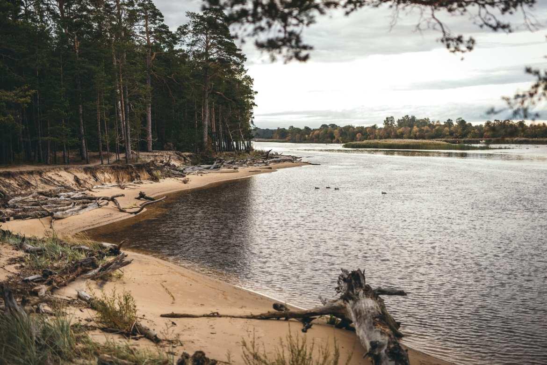 hikes in Letland