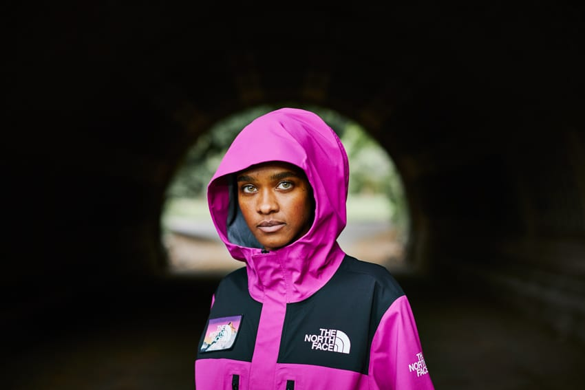 The North Face Seven Summits collectie lady