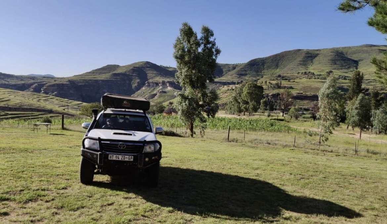 Rondreis Zuidelijk Afrika 4x4 Route