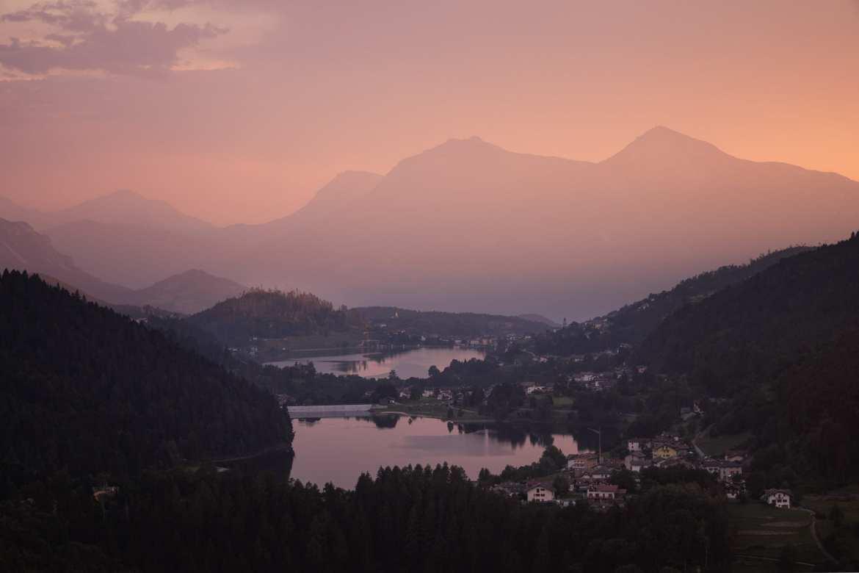 Lago della Serata