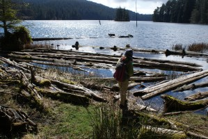 Mountain Lake, Moran State Park, Orcas Island, Hiking with Children