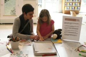 seattle by foot kids tour art museum