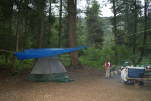 camping with children, klipchuck campground