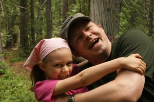 camping with kids, families in nature, klipchuck campground, highway 20