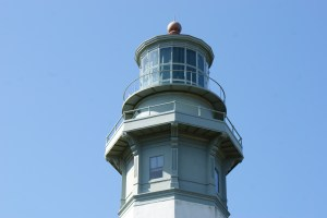 Grays harbor light station, westport washington