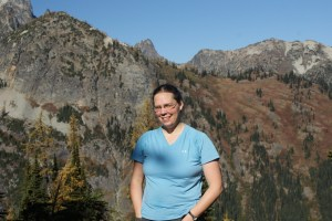 hiking north cascades, heather pass
