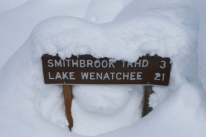 winter hiking, snowshoeing, Smithbrook Road