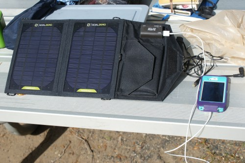 solar panels, camping washington