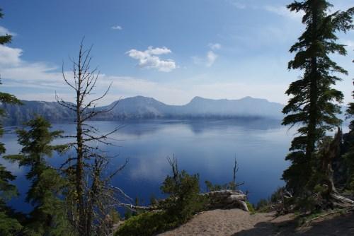 crater lake, rim drive