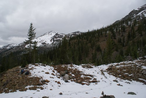 ingalls lake trail, fall hikes, kids hiking