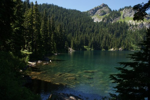 hiking with kids, snoqualmie pass trails