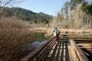 McLane Creek Trail, hiking with children