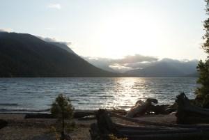 Lake Wenatchee Sunset
