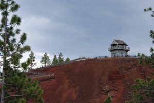 newberry volcanic monument, lava butte