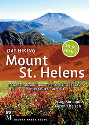 Cover Photo of Day Hiking: Mount St. Helens