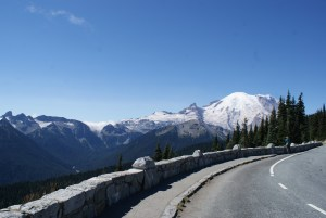 Mt. Rainier from Sunrise Point