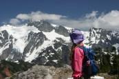 artist ridge, artist point, mt. Baker, hiking with kids, best hikes for children, alpine