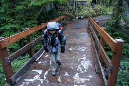 rainy lake trail, north cascades, highway 20, hikes for kids,