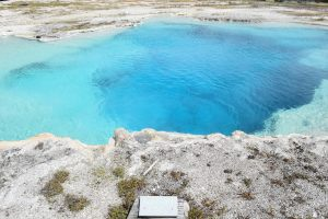 yellowstone, biscuit basin