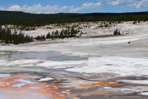 norris, yellowstone