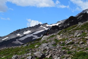 Panorama Point, mount rainier national park, best hikes for kids, kids in nature, skyline trail