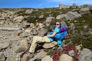 burroughs mountain trail, best hikes for kids, fall hiking, sunrise area trails, mount rainier