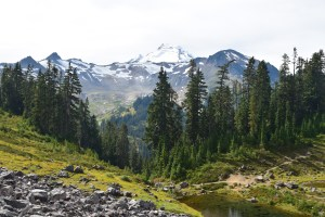 chain lakes trail, hiking mt. baker, best hikes for kids, fall hiking