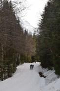 salmon ridge sno-park, winter snowshoes for families,