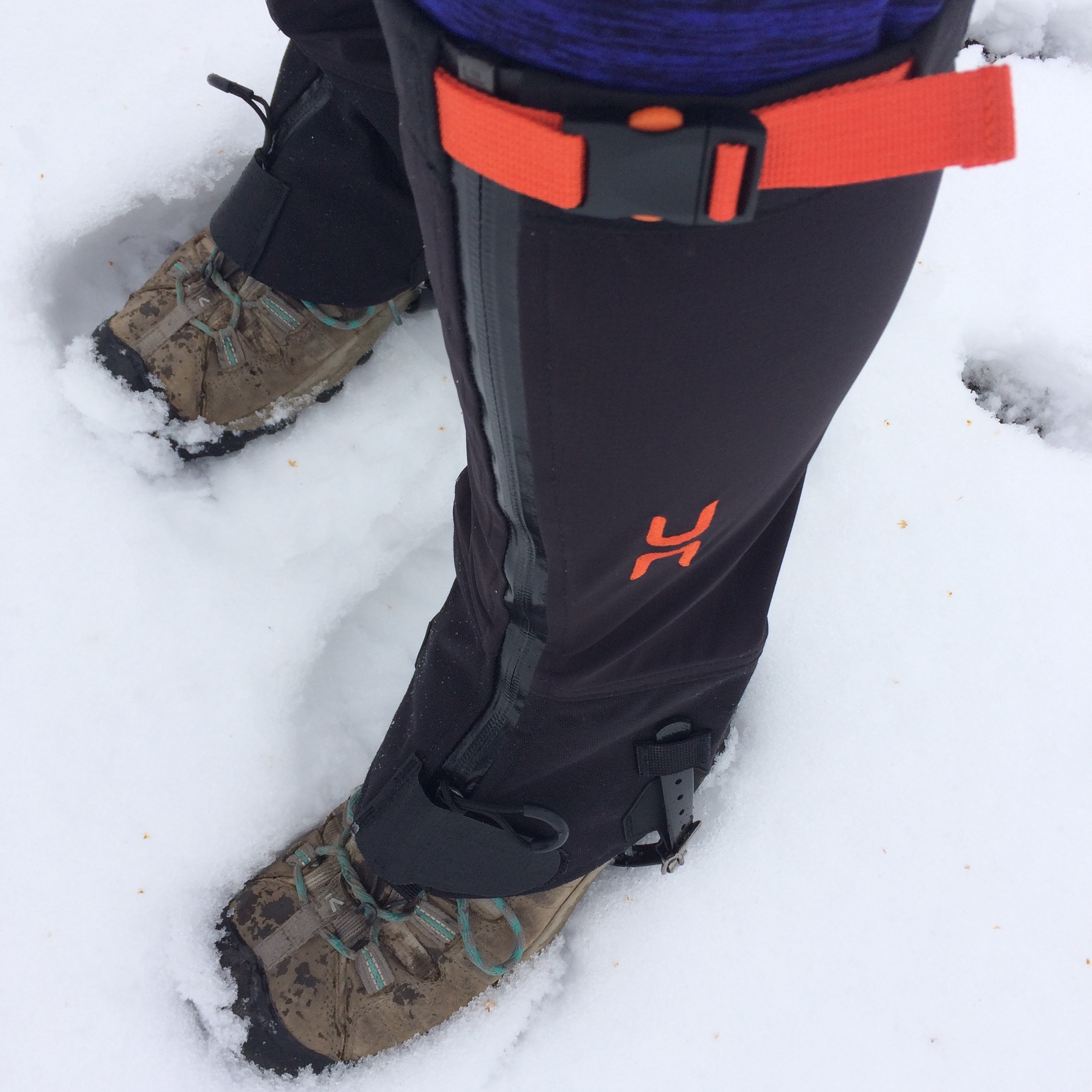 Gear Review – Armadillo LT Gaiters from Hillsound