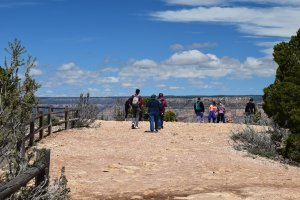 grand canyon national park, arizona, south rim, spring break, travel with kids, kids hiking