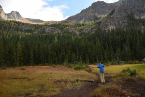 cutthroat lake, best hikes for kids, fall hiking, north cascades