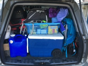 travel with kids, camping, summer eclipse 2017